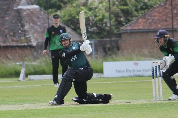 Action from Wiltshire's T20 double-header at home to Dorset on Sunday, June 16, 2019. PICTURE: ROY HONEYBONE